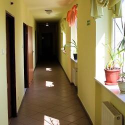 korytarz wdomu opieki Jadwinin