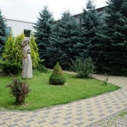 ogród dla osób starszych wJadwininie