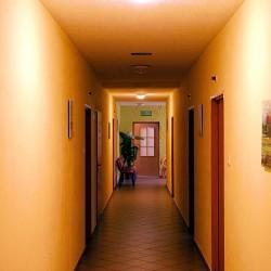 korytarz wdomu opieki