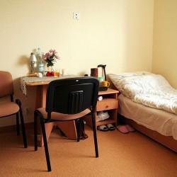 pokój wdomu opieki Jadwinin 2